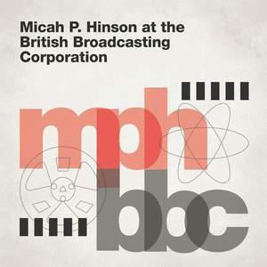 'Micah P. Hinson at The British Broadcasting Corporation' by Micah P. Hinson