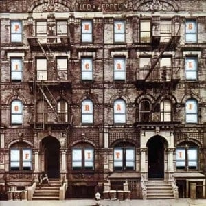 'Physical Graffiti' by Led Zeppelin