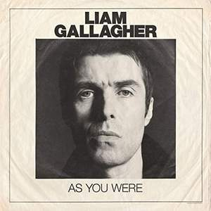 'As You Were' by Liam Gallagher