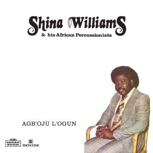'Shina Williams' by Shina Williams & His African Percussions