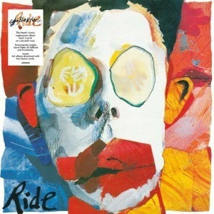 'Going Blank Again' by Ride