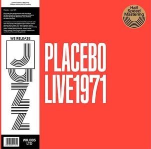 'Live 1971' by Placebo