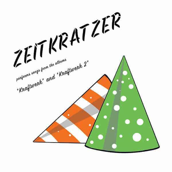 'Performs Songs from the Albums 'Kraftwerk' and 'Kraftwerk 2'' by Zeitkratzer
