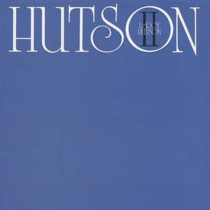 'Hutson II' by Leroy Hutson