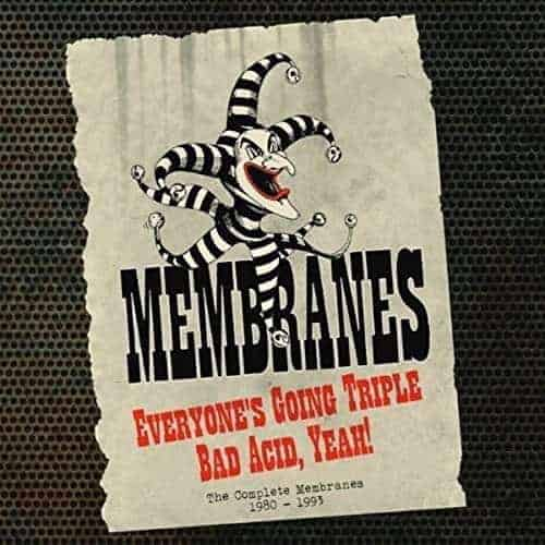 'Everyone's Going Triple Bad Acid, Yeah!: The Complete Recordings 1980-1993' by The Membranes