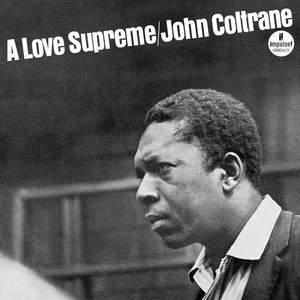 'A Love Supreme' by John Coltrane