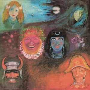 'In The Wake Of Poseidon (remix)' by King Crimson
