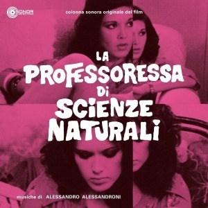'La Professoressa Di Scienze Naturali' by Alessandro Alessandroni
