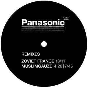'Remix EP' by Panasonic