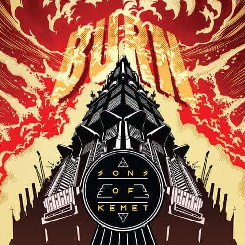 'Burn' by Sons of Kemet