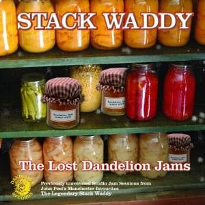 'The Lost Dandelion Jams' by Stack Waddy