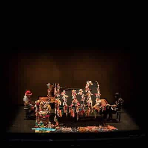 'The Goldennn Meeenn + Sheeenn' by Charlemagne Palestine & Rrose