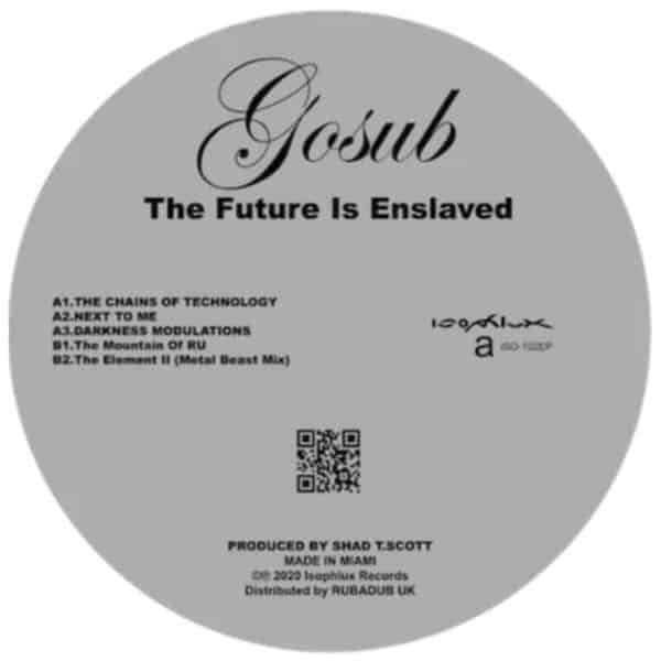 'The Future Is Enslaved' by Gosub