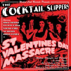 Saint Valentine's Day Massacre by The Cocktail Slippers