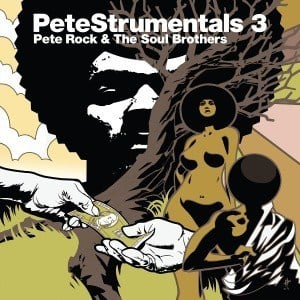 'PeteStrumentals 3' by Pete Rock & The Soul Brothers