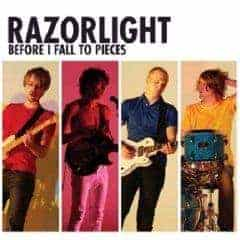 'Before I Fall To Pieces' by Razorlight