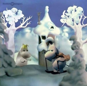 'The Moomins: Winter Wunderland Edition' by Graeme Miller & Steve Shill