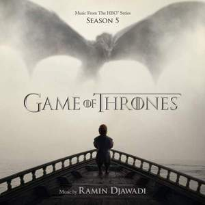 'Game of Thrones: Season 5 (Music from the HBO Series) [Coloured Tour Edition]' by Ramin Djawadi