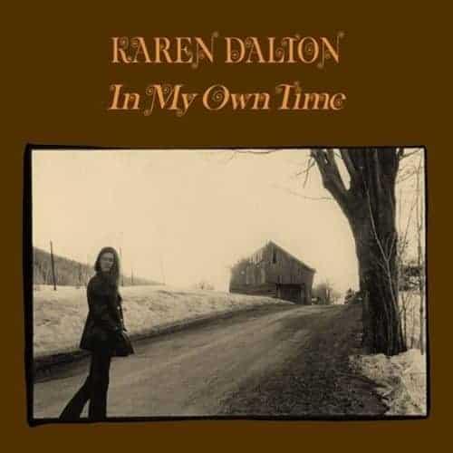 'In My Own Time' by Karen Dalton