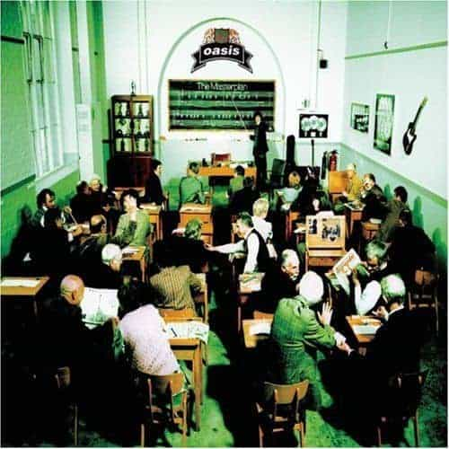 'The Masterplan' by Oasis