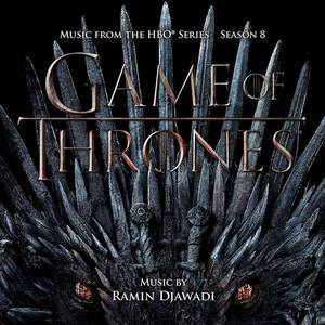 'Game of Thrones: Season 8 (Music from the HBO Series)' by Ramin Djawadi