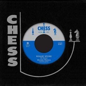 Rollin' Stone / Walkin' Blues by Muddy Waters