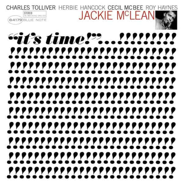 'It's Time' by Jackie McLean
