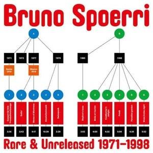 'Rare & Unreleased 1971-1998' by Bruno Spoerri