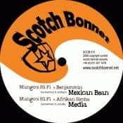 Mexican Bean EP # 1 by Mungo's Hi-Fi