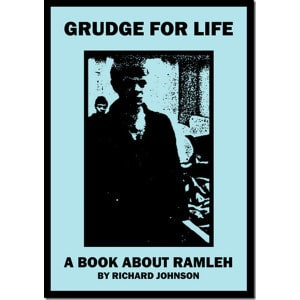 'Grudge For Life - A Book About Ramleh' by Richard Johnson