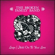 Leaps/ Hold On To Your Love by The Broken Family Band