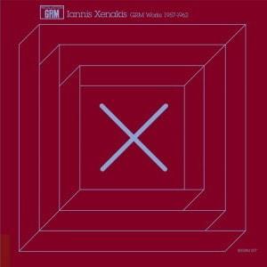 'GRM Works 1957-1962' by Iannis Xenakis