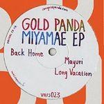 Miyamae EP by Gold Panda