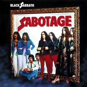'Sabotage' by Black Sabbath