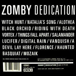 'Dedication' by Zomby