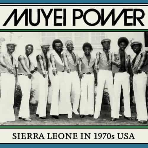 'Sierra Leone In 1970s USA' by Muyei Power