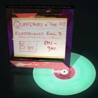 'Quatermass and the Pit - Electronic Cues' by Tristram Cary