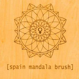 'Mandala Brush' by Spain