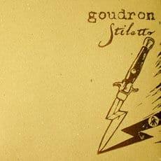 Stiletto EP by Goudron