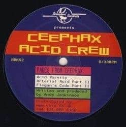 Pages From Ceephax by Ceephax Acid Crew