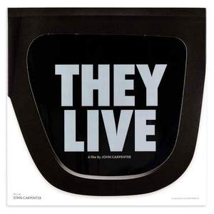 'They Live' by John Carpenter in association with Alan Howarth