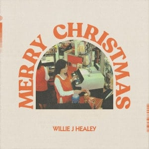 'Merry Christmas' by Willie J Healey