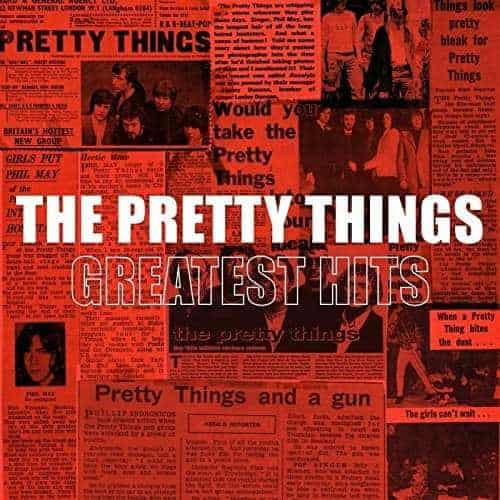 'Greatest Hits' by The Pretty Things