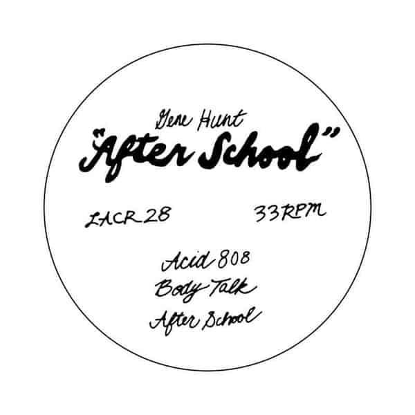 'After School' by Gene Hunt