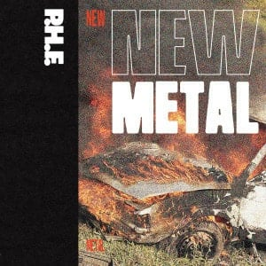 'New Metal' by P.H.F.