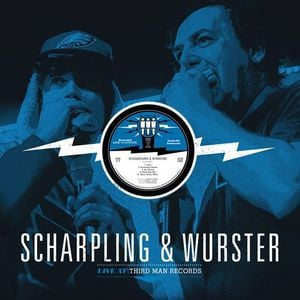 'Live at Third Man Records' by Scharpling & Wurster