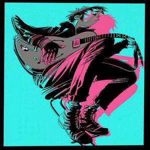 'The Now Now' by Gorillaz