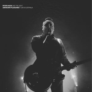 'Unknown Pleasures Live in Australia' by Peter Hook and The Light