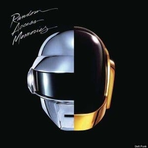 'Random Access Memories' by Daft Punk