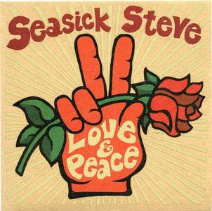 'Love & Peace / Carni Days' by Seasick Steve